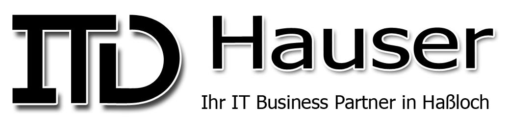 Logo ITD - Hauser_de